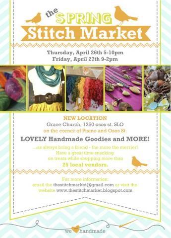 Stitch market