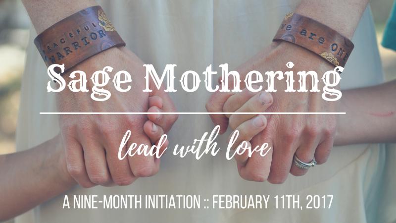 Sage Mothering Banner
