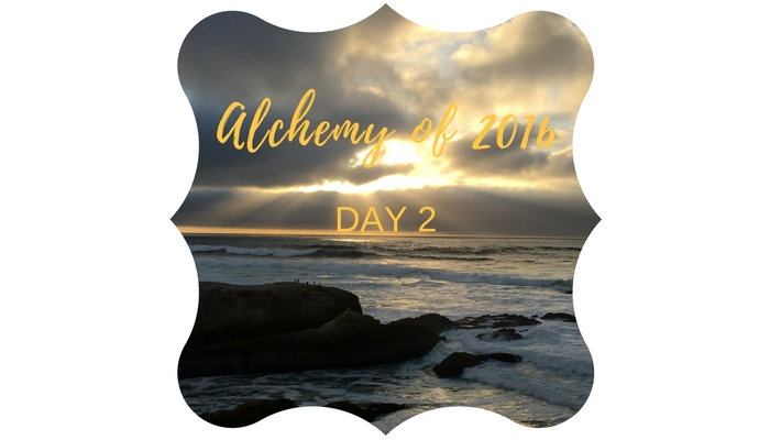 Alchemy of day 2